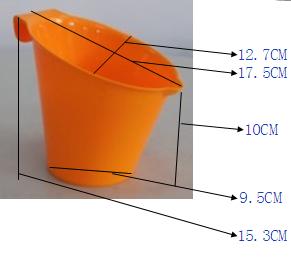 Colorful Plastic Storage Barrels