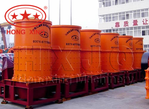 Combination Crusher Compound