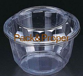 Combination Salad Packaging Container 77 48b F