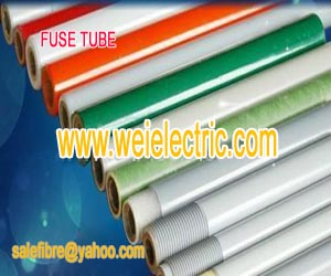 Combination Tube For Fuse Cutout Grey Brown Red Epoxy Resin Fiberglass