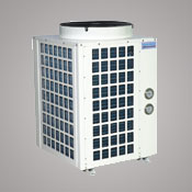 Commercial Heat Pump Water Heater For House Supply 24 Hours Hot