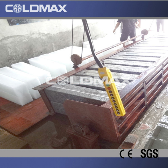 Commercial Industrial Ice Block Making Machine
