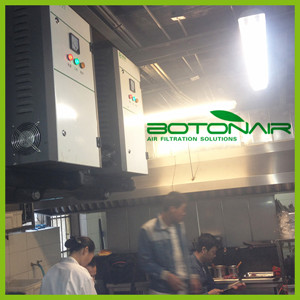 Commercial Kitchen Smog Eliminator For Smoke Purification