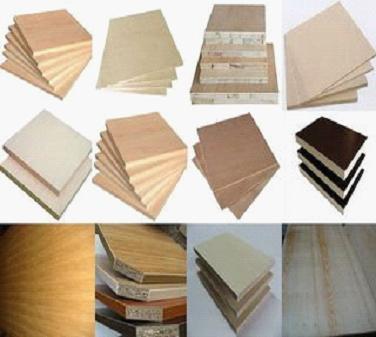 Commercial Plywood Okumen Bintangor Teak Pine