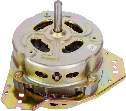 Commercial Single Phase Asynchronous Motor With 4 Pole