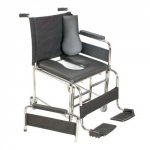Commode Wheelchair Foldable