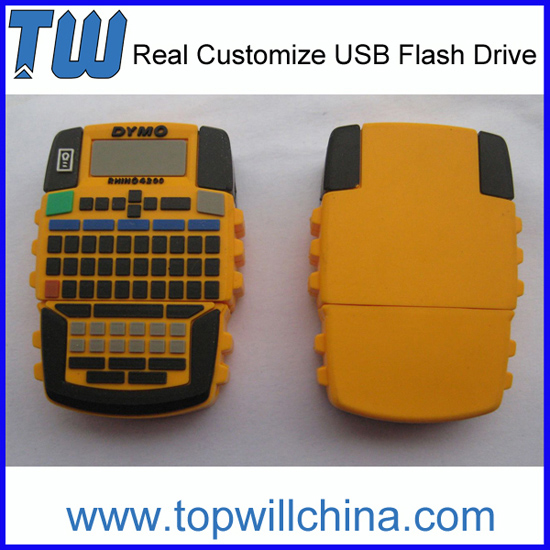 Company Unique Custom Pvc Design Usb Flash Memory