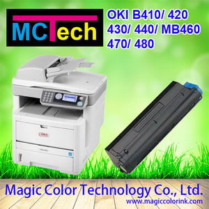 Compatible Toner Cartridge For Oki B410