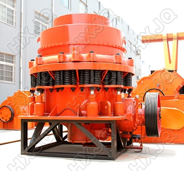 Compound Cone Crusher With Best Quality