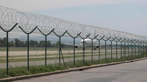 Concertina Fencing Ensures Outstanding Security Performance