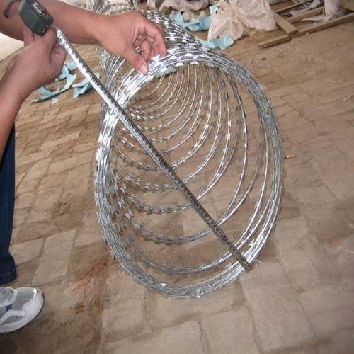 Concertina Razor Wire Coils