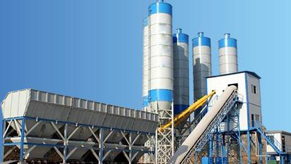 Concrete Batching Plant Hzs90