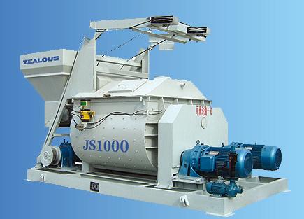 Concrete Mixer Js1000