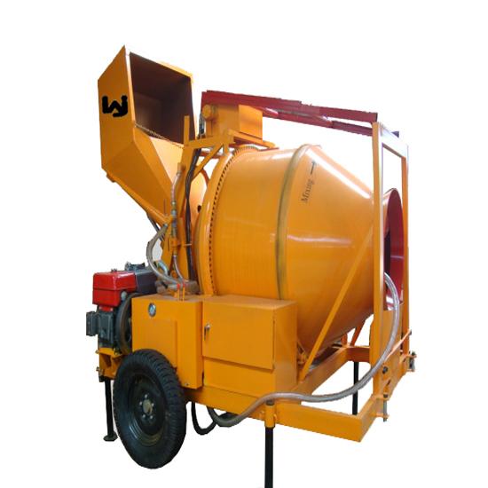 Concrete Mixer Jzc 350 Dml