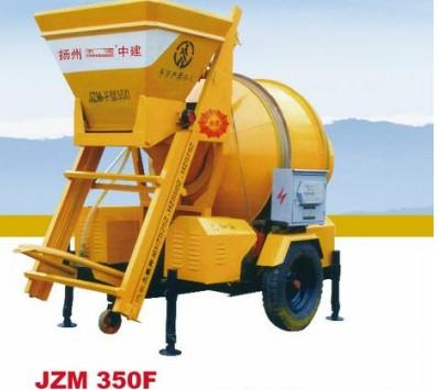 Concrete Mixer Jzc350 Jzc500 Jzc750