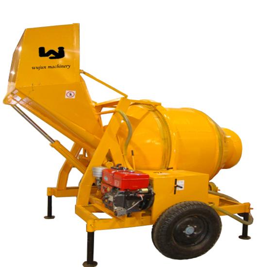 Concrete Mixer Jzf 350