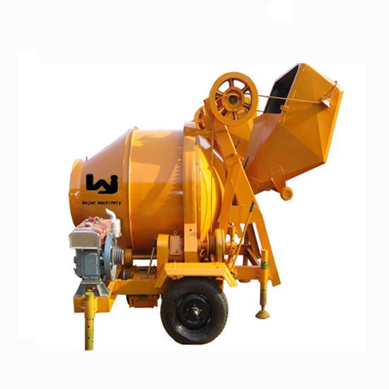 Concrete Mixer Jzg 350