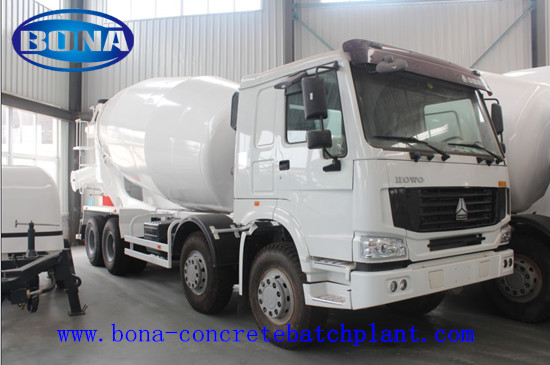 Concrete Mixer Truck Popular Used In Israel 8m3 9m3 10m3 12m3 14m3