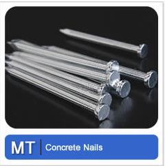 Concrete Nails Metal Tec