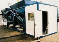 Concrete Plant Sumab 60 Mobile