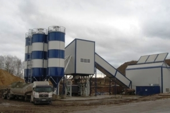 Concrete Plant Winter Solution