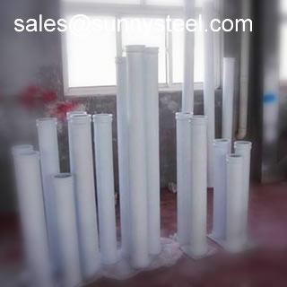 Concrete Pump Inner Hardened Pipe Straihgt Boom Elbow Parts