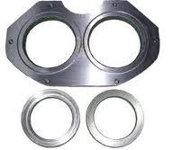 Concrete Pump Parts Spectacle Wear Plate