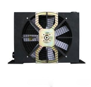 Concrete Pump Truck Cooling Fan