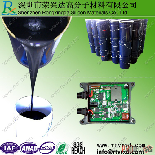 Condesation Electronic Potting Silicone Rubber