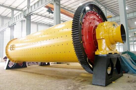 Cone Ball Mill S Structure Characteristics