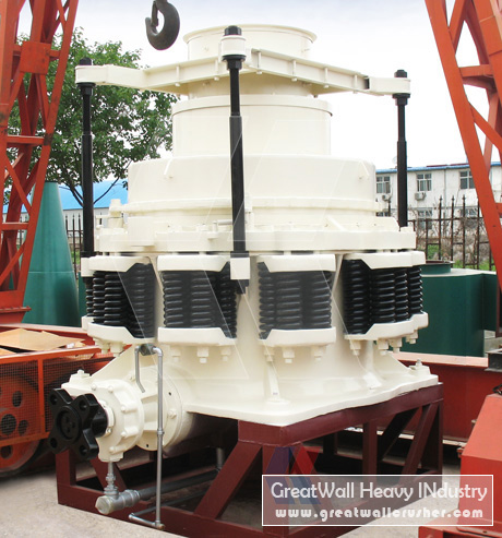 Cone Crusher Great Wall
