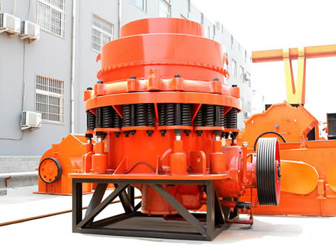 Cone Crusher With Competitive Edge