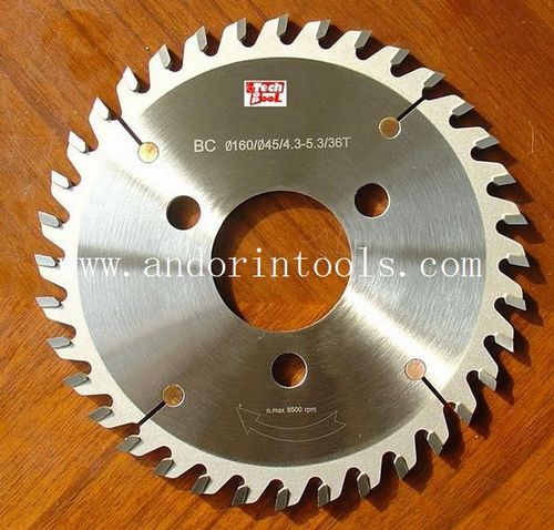 Conical Scoring Tct Circular Saw Blades