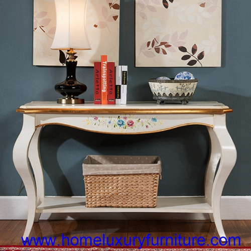 Console Table Decorations Furniture Antique Wall Jy 951