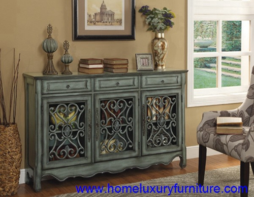 Console Table Living Room Antique Entrance 56417