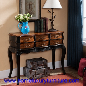 Console Table Living Room Antique Entrance Jy 945