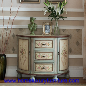 Console Table Living Room Antique Jx 0957