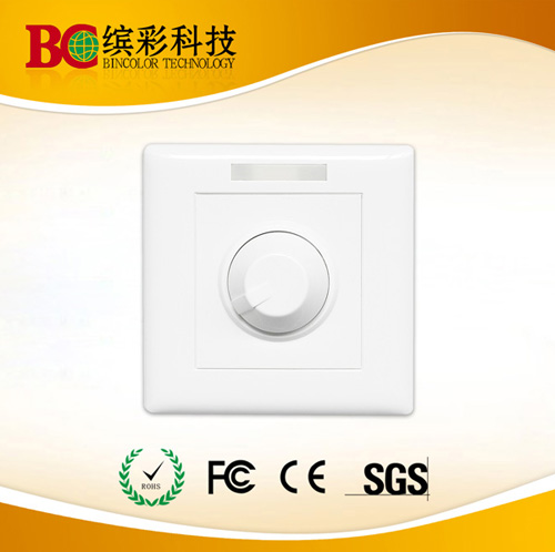 Constant Voltage Dc12v 24v Wall Mounted Dimmer Switch