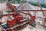 Construction Aggregate Production Plant