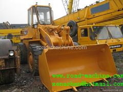 Construction Machinery 3 0ton 1 5m3 Wheel Loader Hot Sale