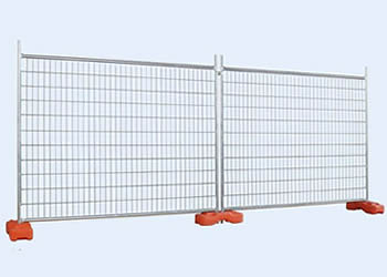 Construction Site Protection Fence Temporary