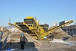 Construction Waste Recycled Aggregate Production Line