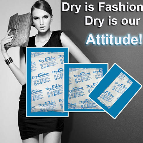 Container Desiccant Super Sachets Dry Fashion2 100g
