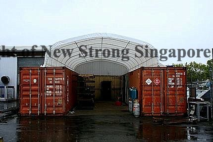 Container Shelter Tsu 2020c Series