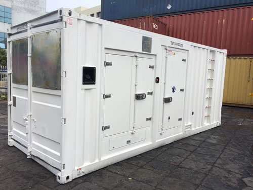 Containerized Generators