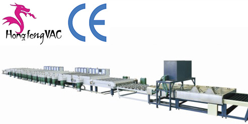Continuous Vacuum Magnetron Sputtering Coating Line