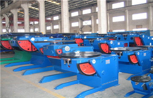 Conventional Welding Positioner