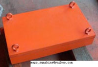 Conveyor Magnetic Suspension Plate