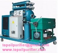Cooking Oil Purification Machine Series Cop Filtering Waste Management