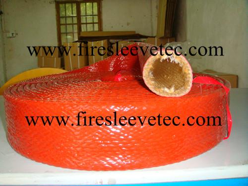 Cool Air Tube Heat Shield